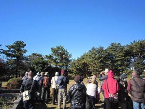 平成28年度第3回「野鳥観察会」開催