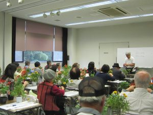 花づくり講習会