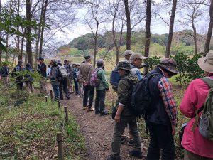 平成30年度第1回「野鳥観察会」