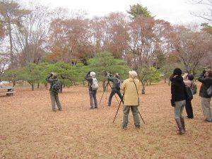 令和元年度第3回野鳥観察会